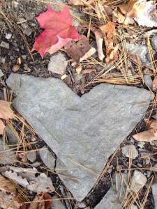 heart rock
